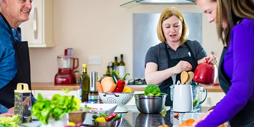 Master Veg Cookery Class -Gosforth  April 2020
