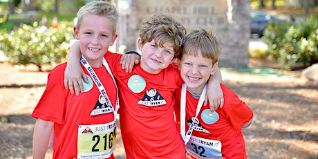 JUST TRYAN IT Kids Triathlon tickets