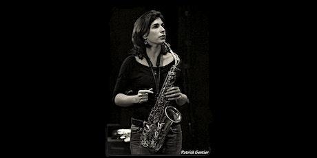 PARIS jazz SESSIONS | Jeanne Michard 5tet billets