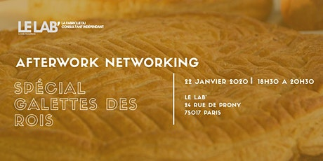 Afterwork #Paris | Le LAB' billets