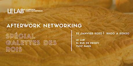 Afterwork #Paris | Le LAB' billets