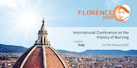 Florence 2020 - Social program biglietti