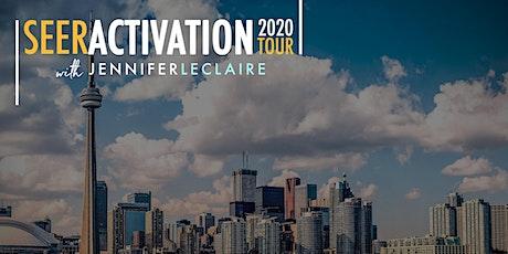 Seer Activation 2020 Tour | Greater Toronto, Canada `(Hamilton) tickets