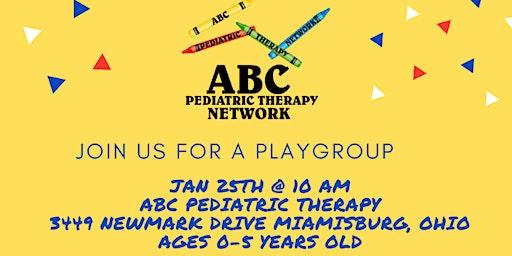 ABC Pediatric Therapy Miamisburg Playgroup