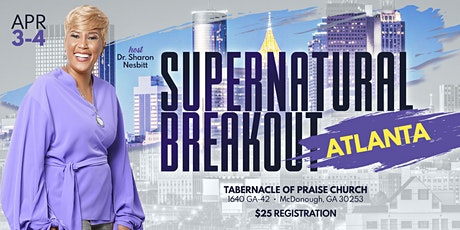 SUPERNATURAL BREAKOUT ATLANTA tickets