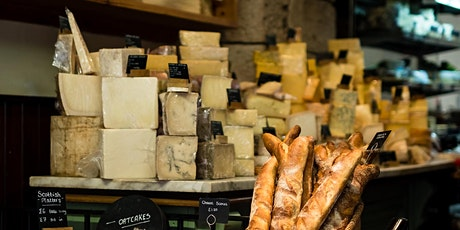 Harrogate Wine - Irish Cheese with Homage2Fromage tickets