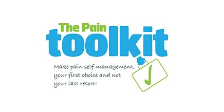 Pain Toolkit Online Workshop (FREE) for people with long-term pain. tickets
