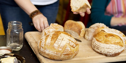 Sourdough Bread Making: February 17th (Family Day)