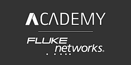 ASIT Academy - Fluke Networks | Certificazione della Fibra Ottica biglietti