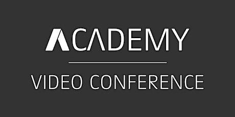 ASIT Academy | Il ruolo della videoconferenza nelle  sale audio-video tickets