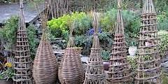 Cynhalwyr Helyg | Willow Plant Supports