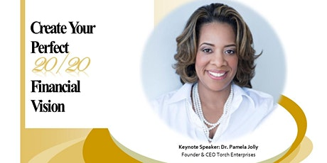 Money Matters Financial Summit: Create Your Perfect 20/20 Financial Vision tickets
