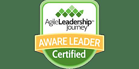 Agile Leadership Journey: Certified Aware Leader tickets