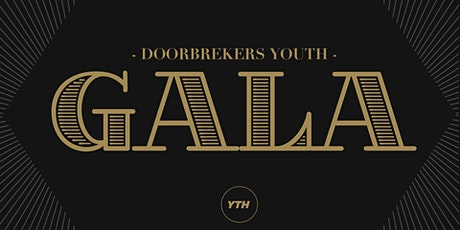 DoorBrekers Youth Gala - 16 februari 2020 tickets