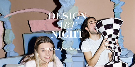 Design Art Night | Albert 12/02 tickets