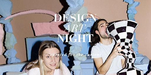 Design Art Night | Albert 12/02