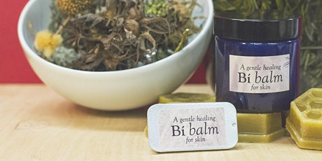 Therapeutic & Healing Skin Balm Workshop tickets