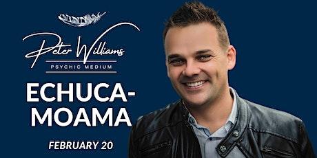 Echuca - Peter Williams Medium Searching Spirit Tour tickets