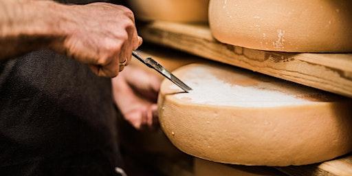 Alpine Cheese Tasting at The Crown & Greyhound