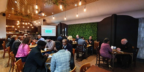 Speed Networking @ Gustoso's - In Partnership with The Business Xchange Hub tickets