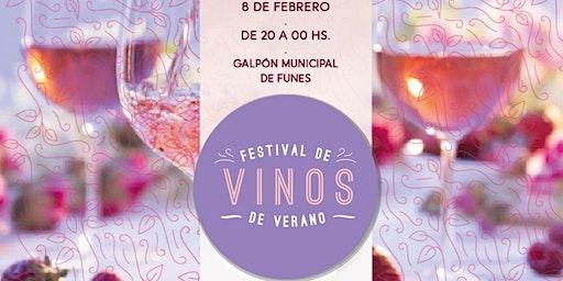 Festival de Vinos de Verano 2ª edición Funes (Santa Fe)