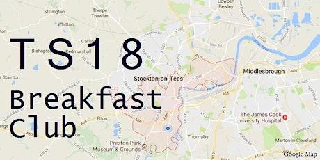 TS18 Breakfast Club sponsored by Stockton Borough Council. tickets