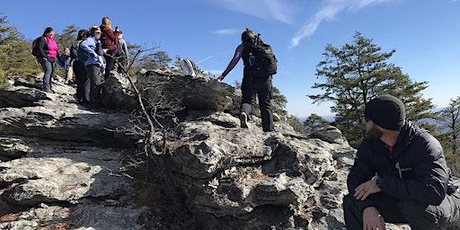 GetHiking! Winter Wild Adventure to Hanging Rock
