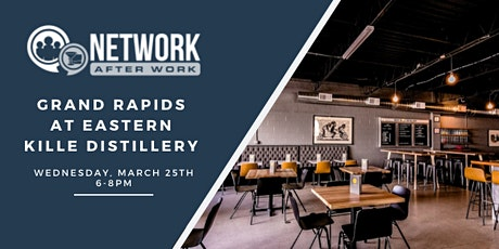 Network After Work Grand Rapids at Gray Skies Distillery tickets