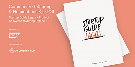 Startup Guide Lagos Community Gathering tickets