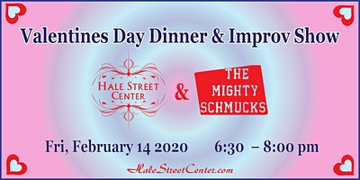 Valentine's Day Dinner and Improv Comedy Show