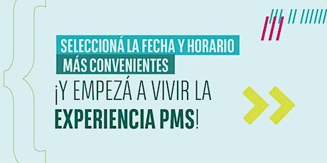 Capacitaciones: Implementación final PMS entradas