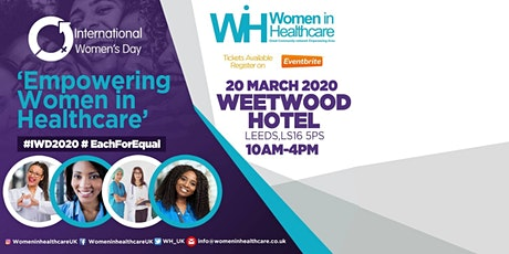 International Women's Day - Empowering Women in Healthcare tickets