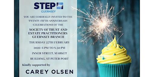 STEP Guernsey 25th Anniversary Celebration