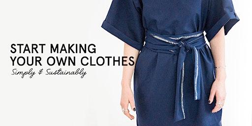 Beginners Sewing Class: The Kimono