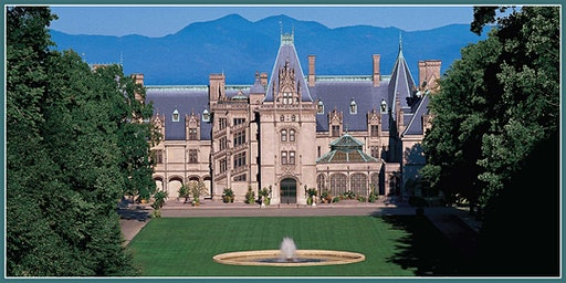Asheville,  Biltmore House, and Downton Abbey Adventure
