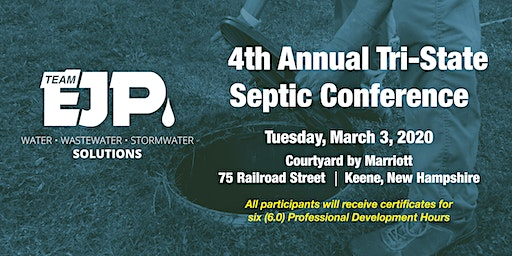 Tri-State Septic Conference - Keene, New Hampshire