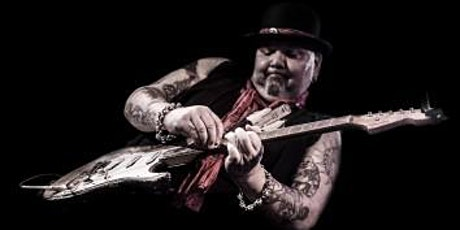 Popa Chubby at The Stationery Factory tickets
