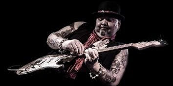 Popa Chubby at The Stationery Factory
