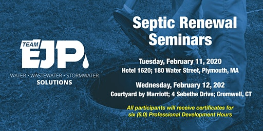 Septic Renewal Seminars - Cromwell, Connecticut