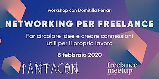 Networking per freelance - Workshop