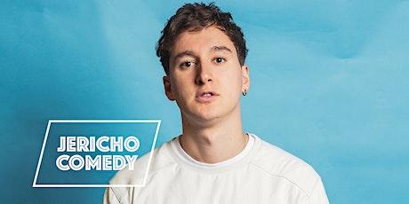 Jericho Comedy - Jacob Hawley - Faliraki tickets