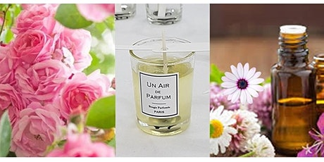 Atelier Création de Bougies Parfumées billets