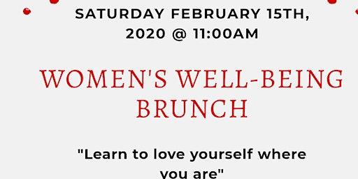Women's Well-Being Brunch