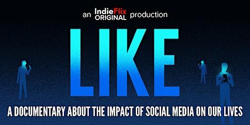 LIKE Documentary Parent Screening 6-7:30pm @ Minnewashta Elementary School