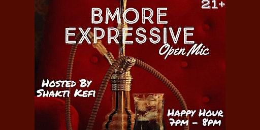 Lez Kickback Thursdays: BMore Expressive Open Mic