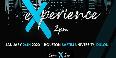 The Experience! tickets