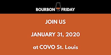 Bourbon Friday // January 31, 2020 tickets