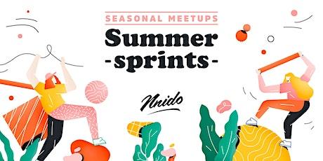 Seasonal Meetups: Summer Sprinnts (Facilitación) entradas