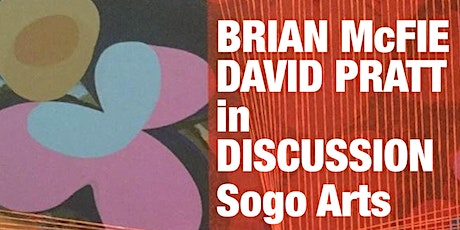 BRIAN McFIE & DAVID PRATT in DISCUSSION tickets