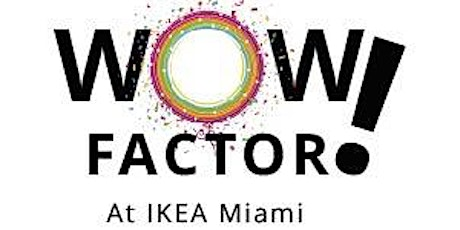 Wow Factor with Balloons by Luz Paz tickets